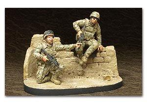 U.S. Ranger (II) «OIF» ISAF  (Vista 1)
