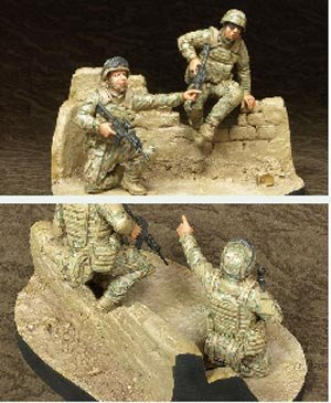 U.S. Ranger (II) «OIF» ISAF  (Vista 2)