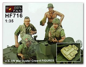 Vietnam War Duster Crew  (Vista 1)