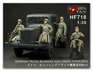 German Truck Bussing NAG Crew  (Vista 2)