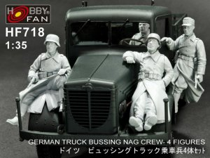 German Truck Bussing NAG Crew  (Vista 3)