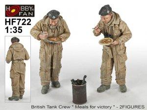 Bristish Tank Crew Meal for Vectory  (Vista 1)