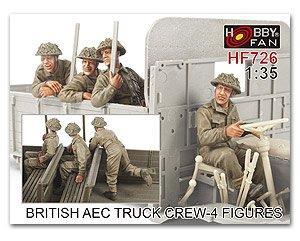 British AEC Truck Crew  (Vista 1)