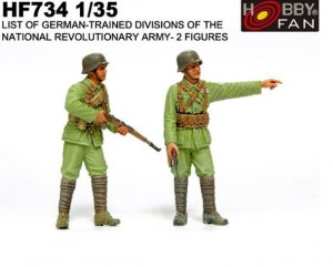 Lista de las divisiones alemanas entrena  (Vista 1)