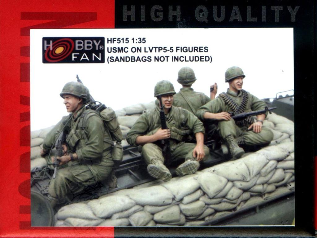 US Marines Corps For LVPT5A1 (Vista 1)