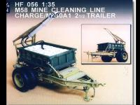 M58 Mine Cleaning Line Charge (Vista 2)