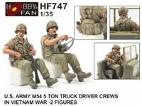 US Army M54 5t Truck Driver Crews  (Vista 2)