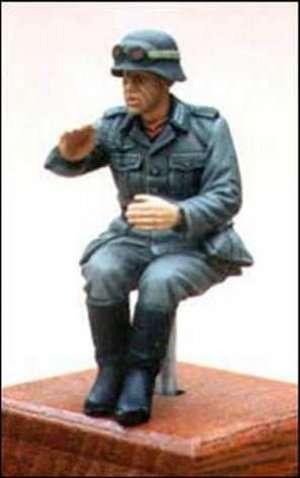Soldado Aleman conductor  (Vista 1)