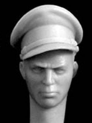 Cabezas de oficiales Britanicos  (Vista 3)