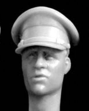 Cabezas de oficiales Britanicos  (Vista 4)