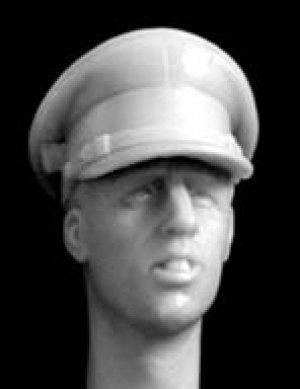 Cabezas de oficiales Britanicos  (Vista 6)