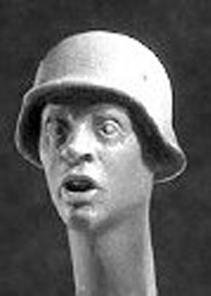 Cabezas con casco  (Vista 2)
