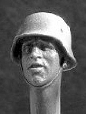 Cabezas con casco  (Vista 4)