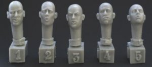 5 Cabezas Fumando  (Vista 1)