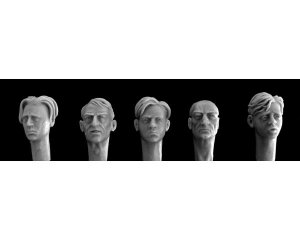 Cabezas Varias  (Vista 1)