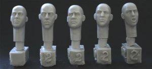 Cabezas variadas  (Vista 1)