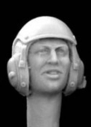 Cabezas con casco modernas  (Vista 4)
