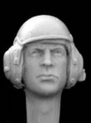 Cabezas con casco modernas  (Vista 5)