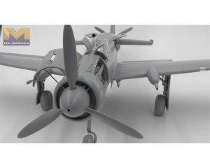 Luftwaffe Dornier Pfeil Do335 B-2 Zersto  (Vista 4)