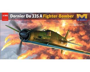 Do335A fighter bomber  (Vista 1)