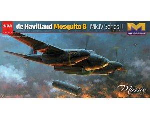 De Havilland Mosquito B, Mk.IV, Series I  (Vista 1)