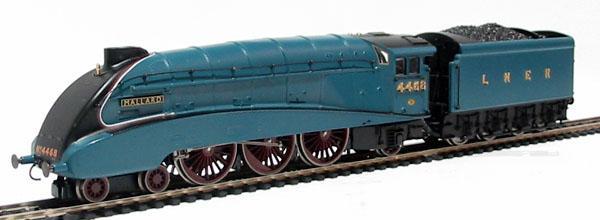 Locomotora LNER A4 Mallard (Vista 2)