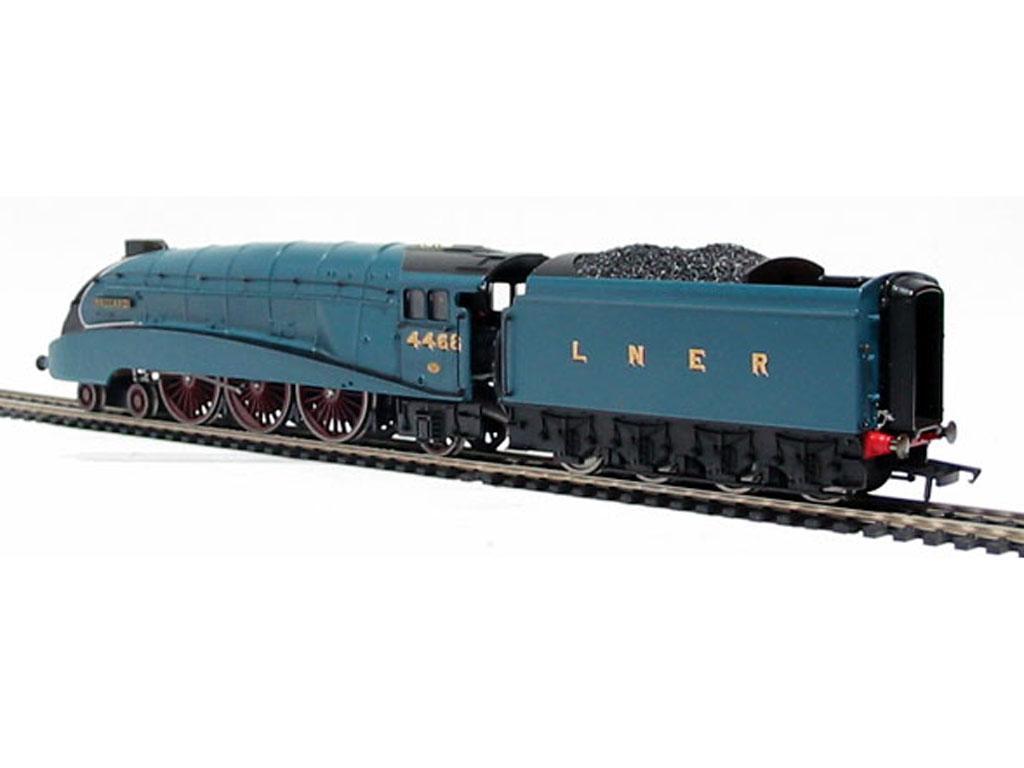 Locomotora LNER A4 Mallard (Vista 3)