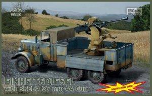 Einheitsdiesel with 3,7 cm Breda  (Vista 1)