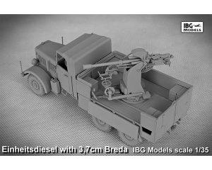 Einheitsdiesel with 3,7 cm Breda  (Vista 3)