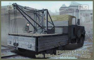 Einheitsdiesel with Bilstein recovery cr  (Vista 1)