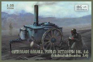 Cocina de campaña Kleine Feldkuche 14)  (Vista 1)
