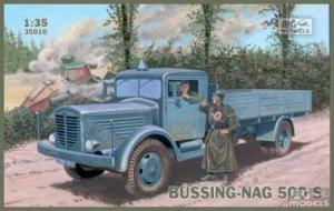 Camión alemán de carga Büssing-Nag 500 S - Ref.: IBGM-35010