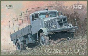 Bussing-Nag 500A - Ref.: IBGM-35011