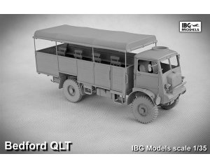 Bedford QLT Troop Carrier  (Vista 2)