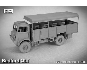 Bedford QLT Troop Carrier  (Vista 3)