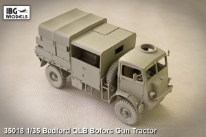 Bedford QLB - Bofors Gun Tractor  (Vista 2)