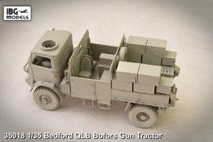 Bedford QLB - Bofors Gun Tractor  (Vista 3)