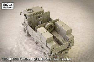 Bedford QLB - Bofors Gun Tractor  (Vista 4)