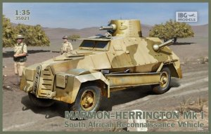 Marmon-Herrington Mk I South African   (Vista 1)