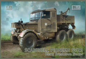 Scammell Pioneer SV2S Heavy Breakdown Tr  (Vista 1)