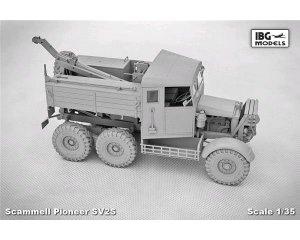 Scammell Pioneer SV2S Heavy Breakdown Tr  (Vista 2)