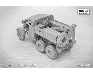 Scammell Pioneer SV2S Heavy Breakdown Tr  (Vista 3)