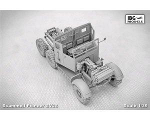 Scammell Pioneer SV2S Heavy Breakdown Tr  (Vista 5)