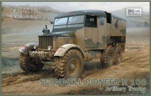 Scammell Pioneer R 100 Artillery Tractor  (Vista 1)