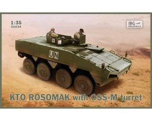 KTO Rosomak with OSS-M turret  (Vista 1)