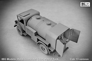 Chevrolet C60S Petrol Tank  (Vista 3)