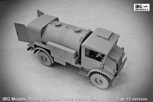 Chevrolet C60S Petrol Tank  (Vista 4)