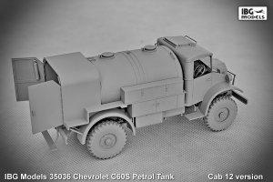 Chevrolet C60S Petrol Tank  (Vista 5)