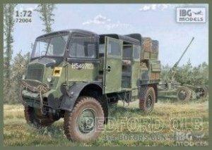 Bedford QLB Bofors Gun Tractor  (Vista 1)