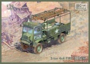 Bedford QL Fire Tender  (Vista 1)